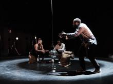 """Ruhrtriennale-Koproduktion """"Congo"""" feiert Uraufführung in Brüssel"""