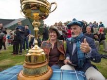 Ryder Cup Trophy visits Braemar Golf Club!