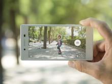 Sony släpper nya flaggskeppmobiler med nästa generations kamera