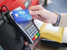 Ponad miliard transakcji zbliżeniowych kartami Visa w ciągu roku