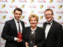 ​Virgin Trains supports prestigious TV awards