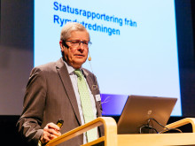 Rymdforum 2015 Ingemar Skogö