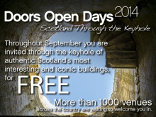 Updates from attractions and events around Scotland