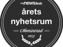 Duells nominerat till Årets Nyhetsrum 2013