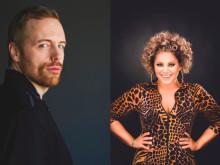 """Jesper S i en skön duett med Laila Adéle -Nya singeln är tagen från kommande albumet """"The Journey""""!"""
