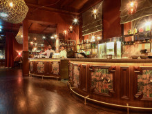 The Bar at Publico, Stockholm, by Stylt Trampoli