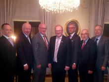 Värmlands konsuler samlades på residenset
