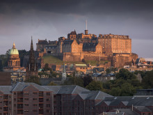 Edinburgh Castle named fourth best rated landmark in the UK in 2016 TripAdvisor Travellers' Choice Awards
