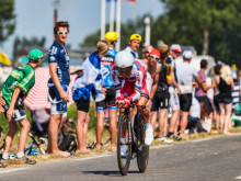 Grants available to create Tour de France cycling success