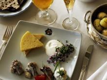 Verandans paradgren: Det klassiska Smörgåsbordet