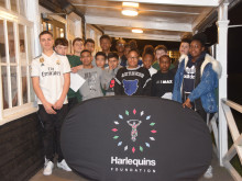 Met's Rugby project helps youths engage with police