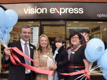 ​New vision for Banstead as Vision Express unveils new store