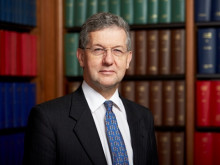 Justice of the Supreme Court Lord Hodge