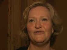 Fiolinist Marianne Thorsen skryter av festivalen