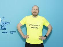 Marcus Hartmann- TEAM ASICS GO RUN IT