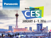 ​Panasonic Booth Overview at CES 2016