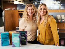 Anja & Filippa lär sig allt om kaffe i ny filmserie