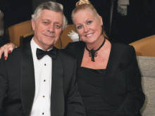 ​TV star Kim Woodburn supports Step out for Stroke in Liverpool