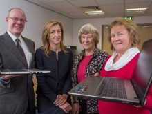 Aberdeen's silver surfers are digital wizards