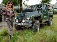 BT teams up with Anna Ryder Richardson to help save lionesses