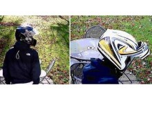 Two men sought following motorbike theft, Orpington