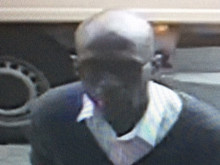 Man sought following shop attack, W14