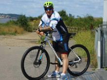 Cyclist calls for people to join him in 100 mile bike ride for children's charity