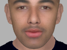 E-fit of man re: robbery in Notting Hill