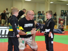 ​GLORY AWAITS WELSH JUNIOR BJJ (BRAZILIAN JIU JITSU) LEAGUE CHAMPIONS AT WELSH INSTITUTE OF SPORT CARDIFF