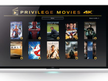Gratis 4K filmpakke til kjøpere av utvalgte TV-modeller