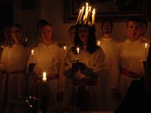 Kulturskolans Luciakonsert tisdag 9 december