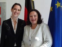Bundesarbeitsministerin Andrea Nahles beruft neuen Verwaltungsrat der Bundesagentur für Arbeit