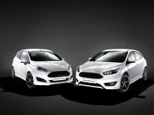 Ford esittelee uuden, urheilullisen ST-Line-malliston: Fiesta ST-Line- ja Focus ST-Line -mallit ovat nyt tilattavissa