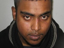 Two jailed for east London 'acid' attack