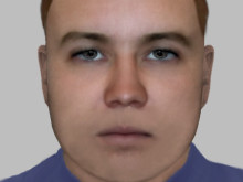 E-fit of man released in connection with noxious substance attack