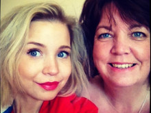 Brave, beautiful Lauren inspires a year of charity fundraising in her memory