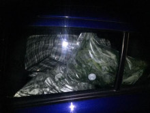 Image of the cannabis recovered