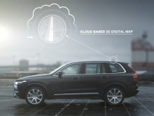 Volvo Cars och Autoliv samarbetar inom autonom körning