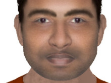 E-fit of man police wish to speak with
