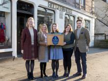 Quality accolade for Highland shop