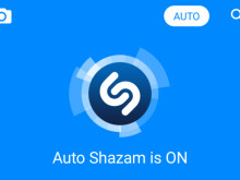 Shazam updated with auto mode to identify songs in the background