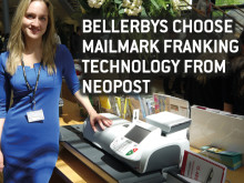 Bellerbys College chose Mailmark franking technology from Neopost