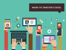 Managing the transition to multi-channel customer communications