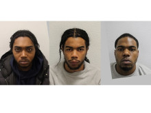 Three men jailed following Beckenham stabbing
