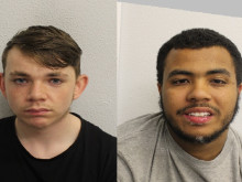 Two moped robbers who targeted female pedestrian in Hackney jailed