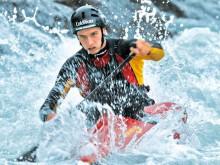 Das ist Action pur - das Kanu-Wildwasserevent auf der Erft