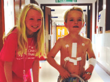 Young Emma to realise mini marathon dream for twin brother