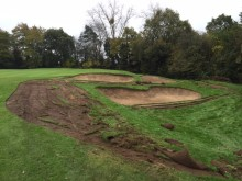 Our exciting Bunker Refurbishment is underway...