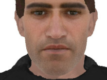 Efit of the man police wish to speak with