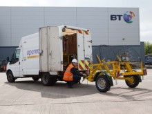 BT Fleet drives efficiency savings with new vans